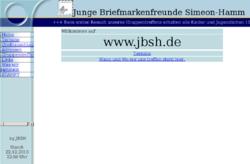 Junge Briefmarkenfreunde Simeon-Hamm c/o Burkhard Binder