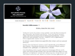 Naturheilpraxis Röllinghoff - Auf Gute Gesundheit
