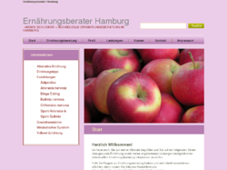 Ernährungsberater Hamburg: Jasmin Schlieker - Individuelle Ernährungsberatung in Hamburg