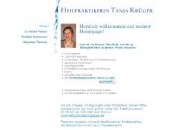 Heilpraktikerin Tanja Krüger