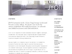 JYOTI Yoga Studio im Grindelhof