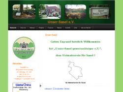 """""""Unser-Sasel gemeinnütziger e.V."""", Heimatverein für Sasel"""