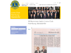 Lions Club Hamburg Walddörfer