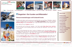 Eckhardt Events Firmenveranstaltungen