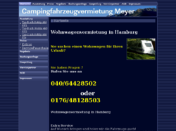 Campingfahrzeugvermietung Meyer