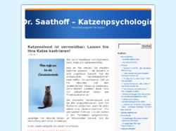 Katzen-Psychologin