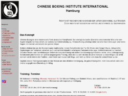 Chinese Boxing Institute International