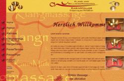 Karin Müller - Klang und Wellness Massagen Hamburg Bergedorf