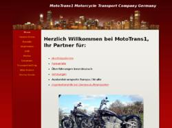 Mototrans1 Motorradtransporte Motorrad Abschleppdienst