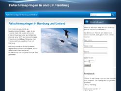 fallschirmspringen in und um Hamburg