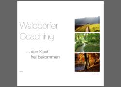 Coaching in Bewegung im Wald