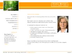 Maria Buter Coaching-Beratung-Training