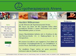 Ergotherapiepraxis Ahrens