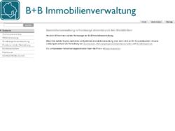 B+B Immobilienverwaltung