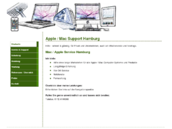 Apple / Mac Support und Service