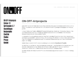 On-Off-Artprojects