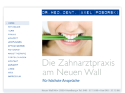 Zahnarztpraxis Dr. Posorski