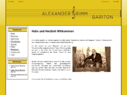 Alexander Grimm- VocalCoaching