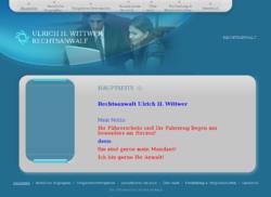 Rechtsanwaltskanzlei Ulrich  Wittwer