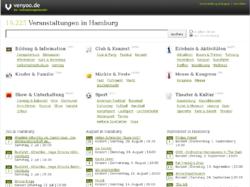 Veranstaltungskalender für Hamburg
