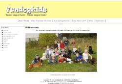 fundogkids - Kinder mögen Hunde - Hunde mögen Kinder