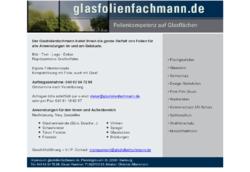 Hamburger Folienkompetenz auf Glasflächen