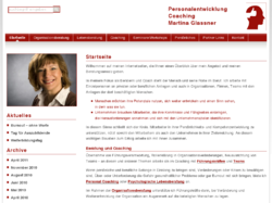 Coaching für Führungskräfte - Beratung Personal Coaching - Martina Glassner - Hamburg