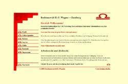 Rechtsanwalt Hans-Peter Wagner - Arbeitsrecht und mehr -