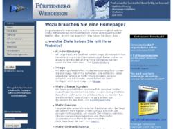 Fürstenberg Webdesign, Bernd Fürstenberg