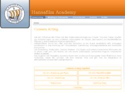 Hansafilm Academy