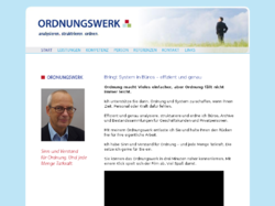 Ordnungswerk Thomas Borchert