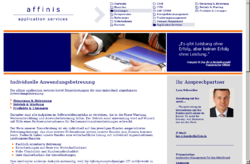 affinis application services GmbH & Co. KG