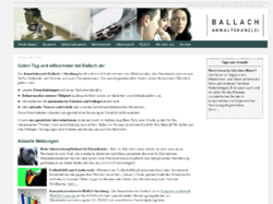 Anwaltskanzlei Ballach