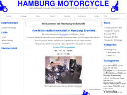 Hamburg Motorcycle