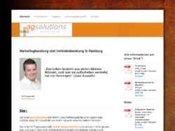 agsolutions - Ali Ghassemieh