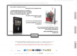 Offiziell Website des Autors