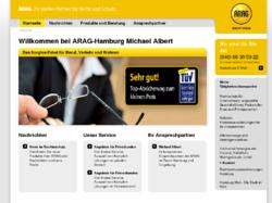 Michael Albert ARAG Hauptgeschäftsstelle Hamburg