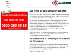 SUPELLA GmbH Schädlingsbekämpfung
