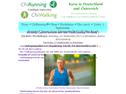 Chi Running Kurse in Hamburg