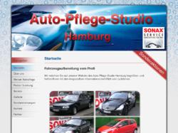 Auto Pflege Studio Hamburg