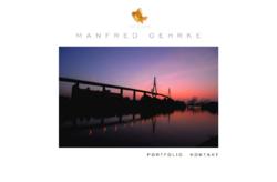 Manfred Gehrke der Profifotograf mit Studio in Hamburg