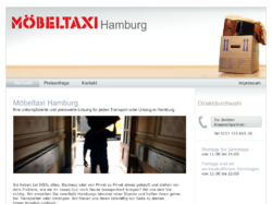Möbel Taxi Hamburg