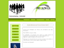 Prosteva Zeitarbeit GmbH