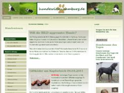 Informationen über Hundewiesen in Hamburg