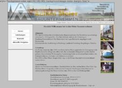 Achim Meier Bauunternehmen