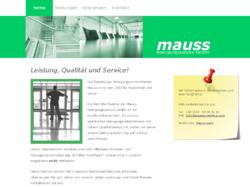 Mauss Reinigungsservice GmbH