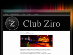 Club Ziro - der Latino-Club an der Alster