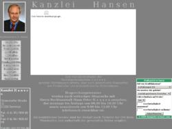 Rechtsanwaltskanzlei Hansen