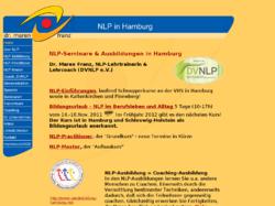 NLP-Seminare in Hamburg - Dr. Maren Franz