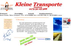 """""""Kleine Transporte"""" Roman Bondar"""